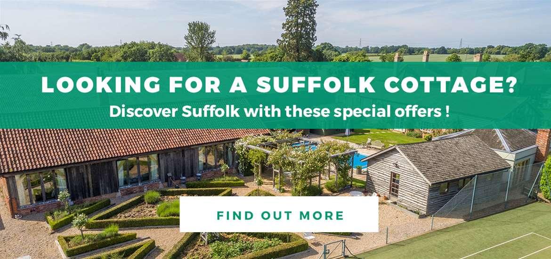 Banner Advertisement Suffolk Hideaways 1 January 2019