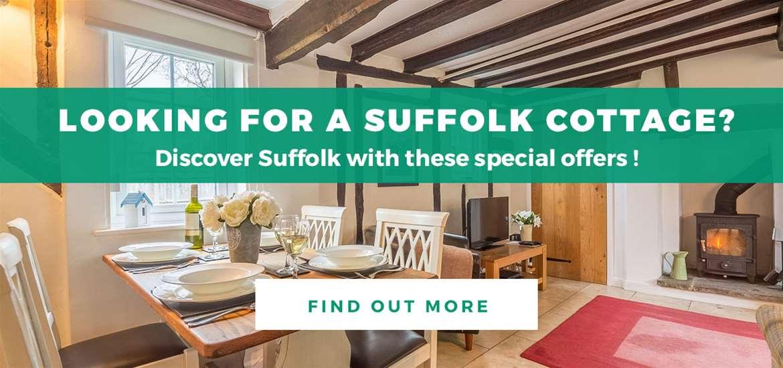 Banner Advertisement Suffolk Hideaways 2 January 2019