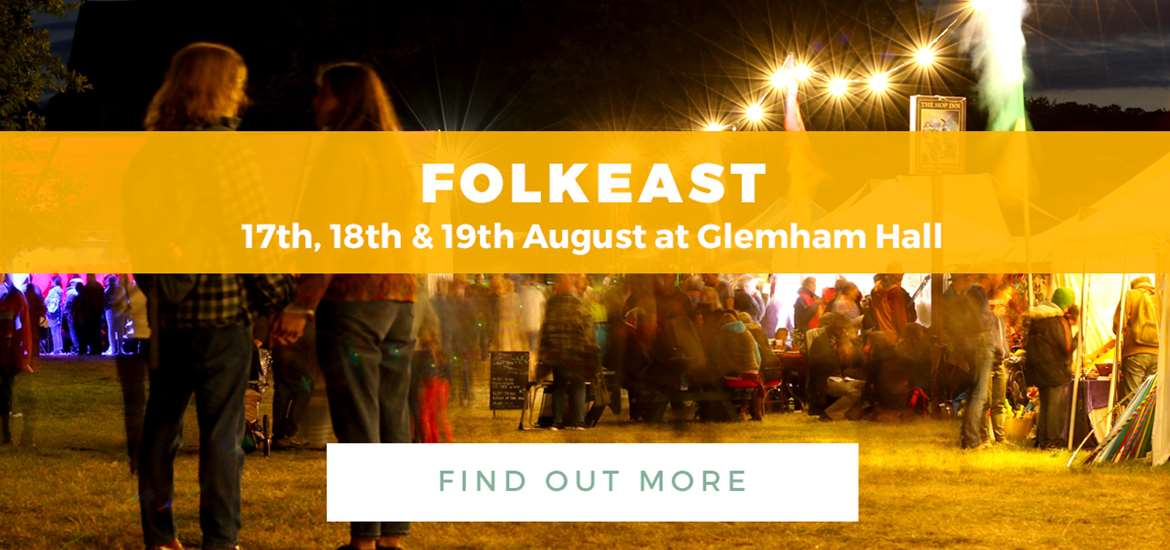 Banner Advertisement TTD FolkEast 3 July to 19 August 2018 pm