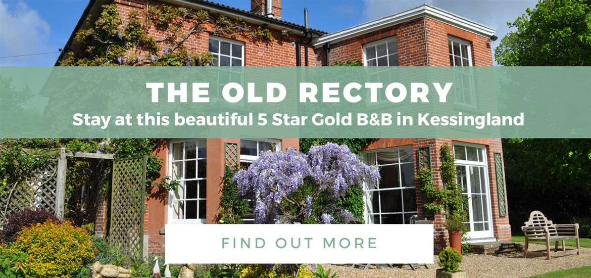 Banner Advertisement The Old Rectory WTS 2 to 30 April