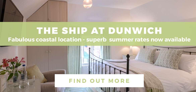 Banner Advertisement The Ship TVD June 2019