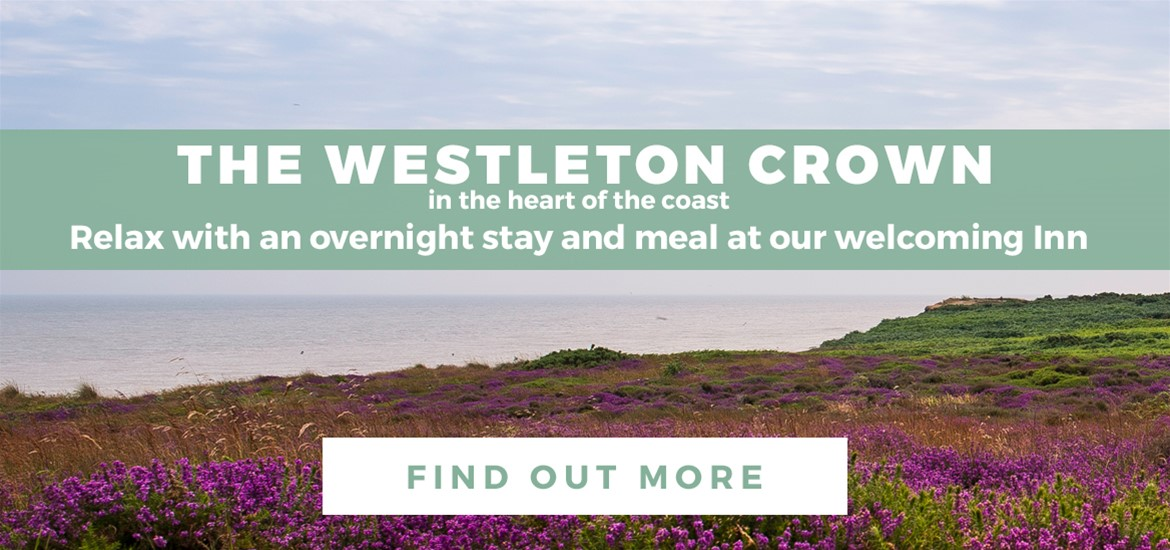 Banner Advertisement Westleton Crown WTS May 2019