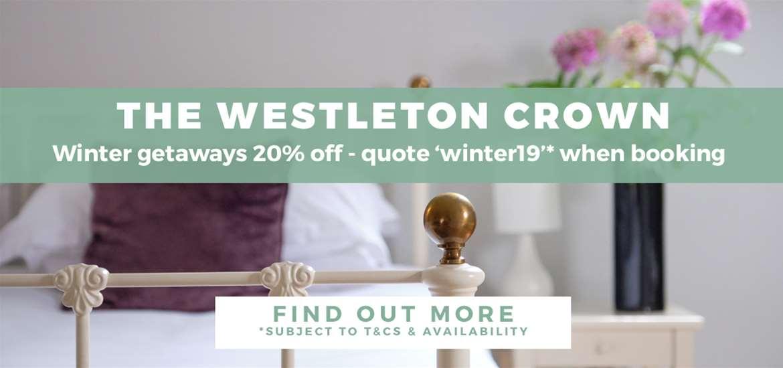 Banner Advertisement Westleton Crown WTS September 2019