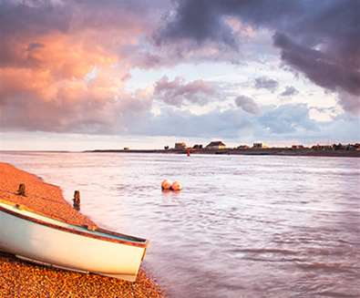 Bawdsey - (c) Gill Moon Photography