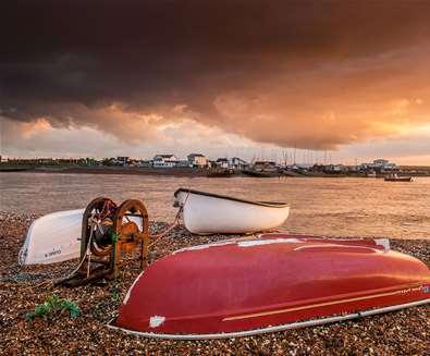 Bawdsey Landscape Photography Workshop