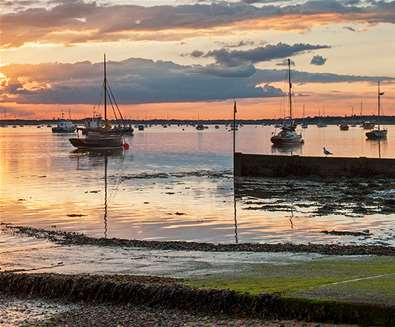 Bawdsey Quay (c) Gill Moon Photography
