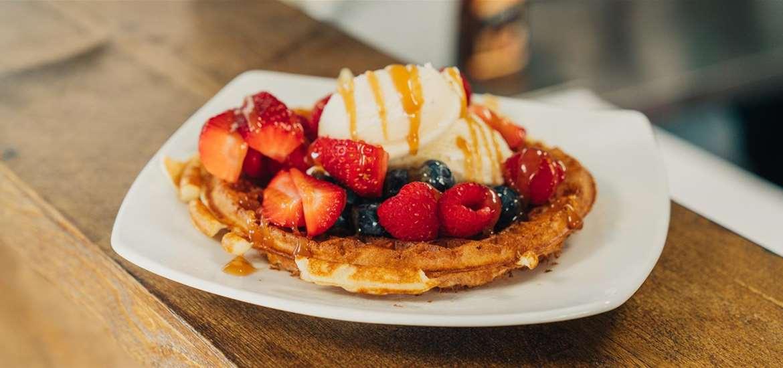 TTDA - Beach Street - waffles