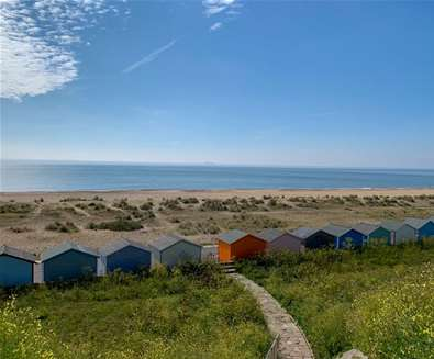 Towns & Villages - Pakefield - Beach (R Amer)