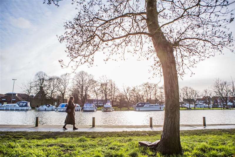 Towns & Villages - Beccles - Riverside walks (c) Emily Fae Photography