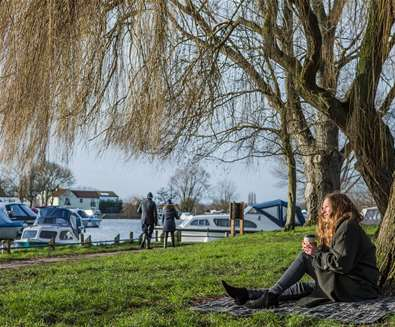 Towns & Villages - Beccles - Quay (c) Emily Fae Photography