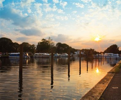 Beccles Quay - Articles - Top Spots for a Romantic Break