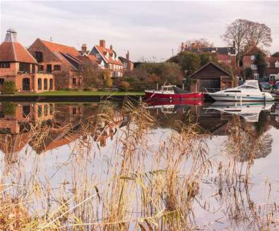 Blogs - Rivers and Waterways - River Waveney (c) Gill Moon PHotography
