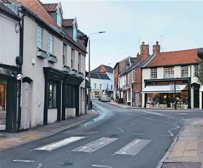 Towns & Villages - Beccles - Shops