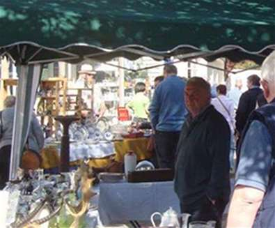 Antiques and Vintage Markets on The Suffolk Coast