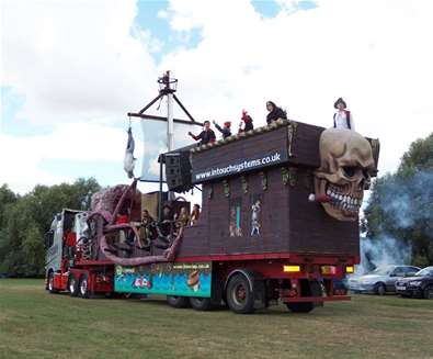 Beccles Carnival 2017