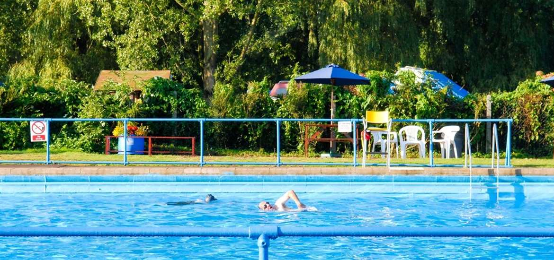TTDA - Beccles Lido - Open air swimming