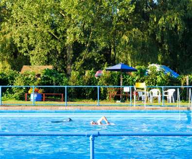 TTDA - Beccles Lido - swimming