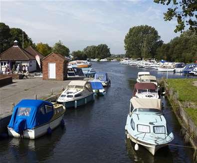 TTDA - Beccles Quay