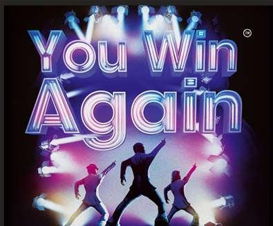 You Win Again at..