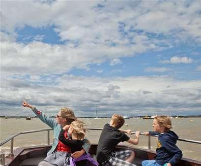 Bawdsey Ferry