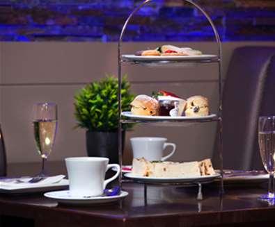 WTS - Hatfield Hotel - Afternoon Tea