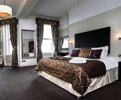 WTS - Best Western Hatfield Hotel - Bedroom