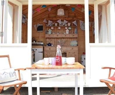 Best of Suffolk Beach Huts