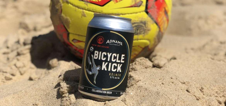 TTDA - Adnams - Bicycle Kick