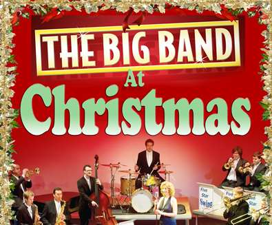 Big Band at Christmas at Spa Pavilion, Felixstowe