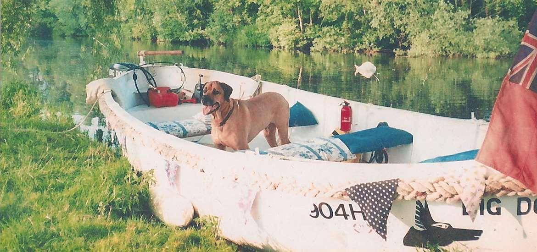 Big Dog Ferry- Beccles