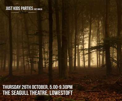 The Black Shuck - Halloween Play in a Day Workshop