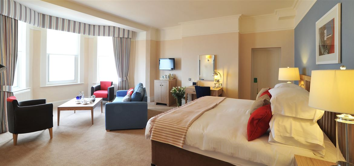 Brudenell Superior Sea View Double Room