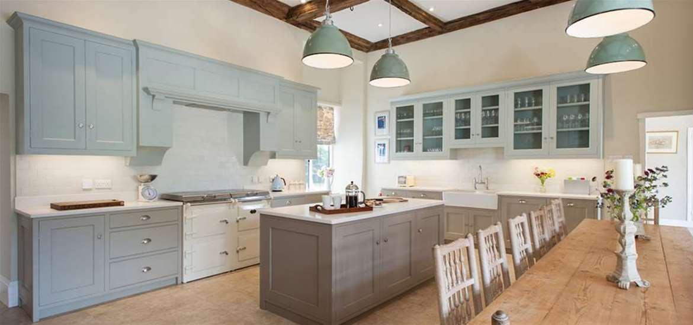WTS - Bruisyard Hall - Kitchen