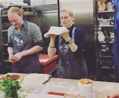 Pizza Masterclasses at Two Magpies Bakery