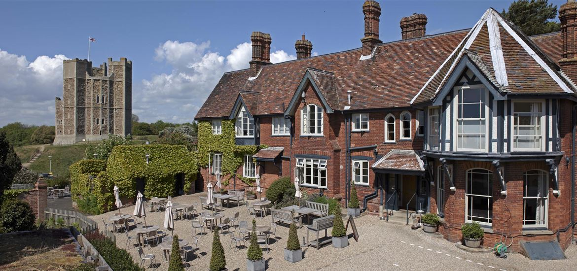 Article - The Crown and Castle, Orford