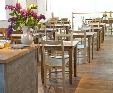 Cafe 1885 Snape Maltings