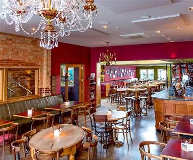 FD - Cafe Bencotto - Bar