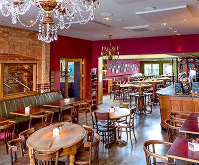 FD - Cafe Bencotto - Restaurant