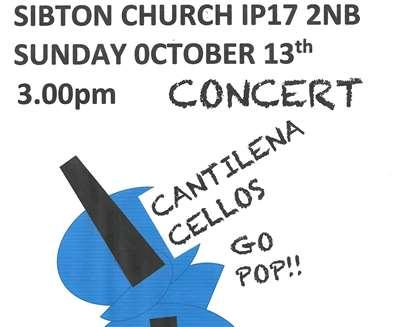 Cantilena Cellos Go Pop
