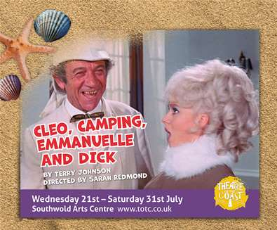 TTDE - Cleo, Camping, Emmanuelle and Dick