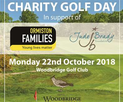 Charity Golf Day In..