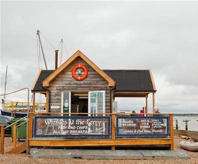 Felixstowe Ferry - Emily Fae Photography