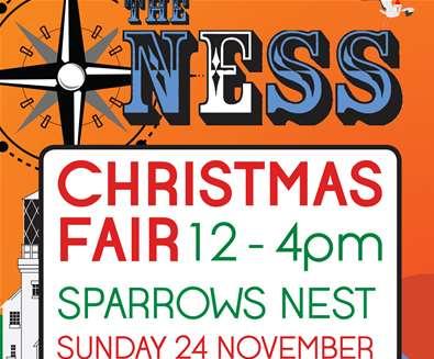 Christmas Fair in Lowestoft