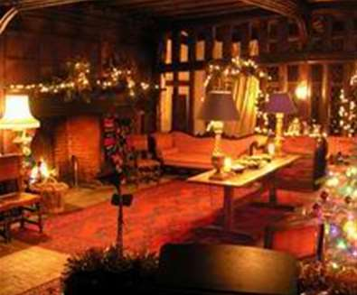 Christmas Tours at Otley Hall