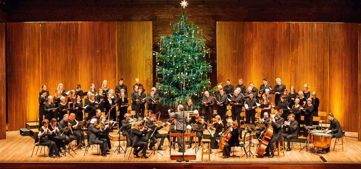TTDE - Snape Maltings - Christmas Oratorio
