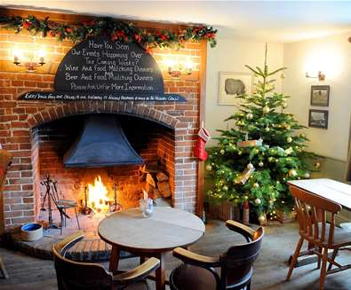 Top Christmas Getaways on The Suffolk Coast