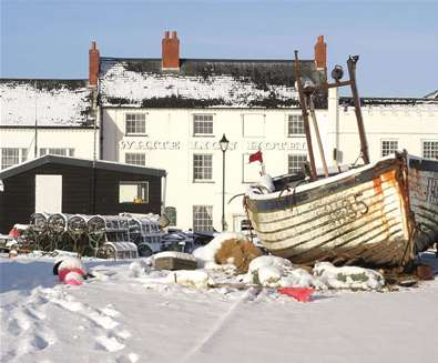 The White Lion Hotel Aldeburgh