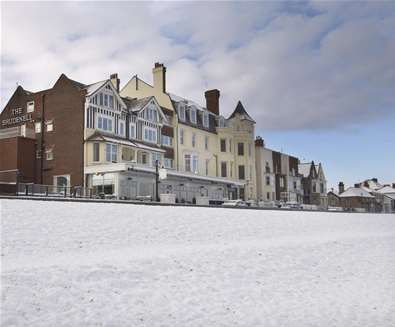 FD - The Brudenell - Hotel in Snow