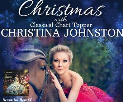 Christmas with Christina Johnston..