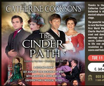 The Cinder Path at..
